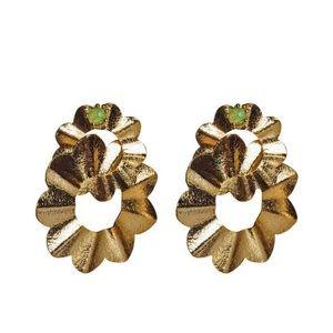 SENORITA EARRINGS - GOLD
